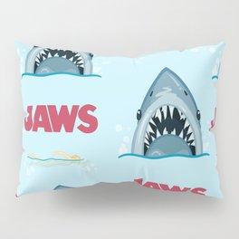 Shark Pattern no.1 Pillow Sham