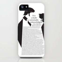 P&P iPhone Case