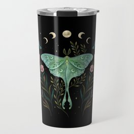 Luna and Forester Travel Mug