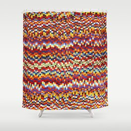 The Warmth Shower Curtain