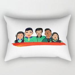 Ignite The Light 2 Rectangular Pillow