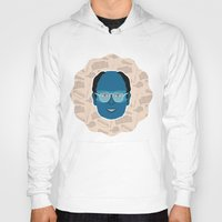 seinfeld Hoodies featuring George Costanza - Seinfeld by Kuki