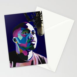 One Mic Stationery Cards