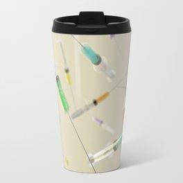 Syringe frenzy Travel Mug