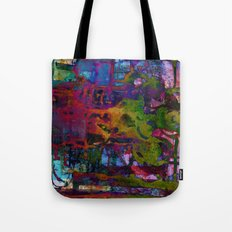 colors fusion Tote Bag