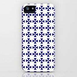 Maltese cross 1 iPhone Case
