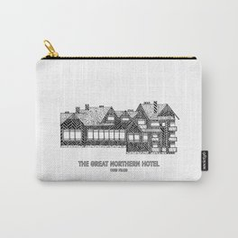Twin Peaks - The Great Northern Hotel Carry-All Pouch