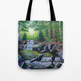 Adirondack Brook Tote Bag