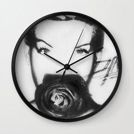 Hello P!NK Wall Clock