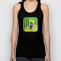 Along the Way Unisex Tank Top
