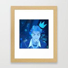 Handsome Jack Framed Art Print