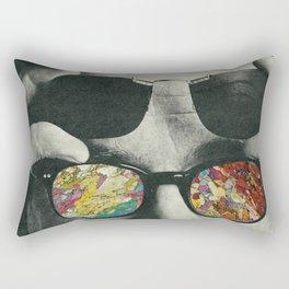 Space cakes Rectangular Pillow