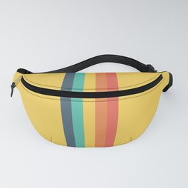Summer Stripes Fanny Pack