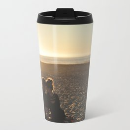 Couple Courting Travel Mug
