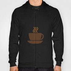 Hot Drinks Available. Hoody