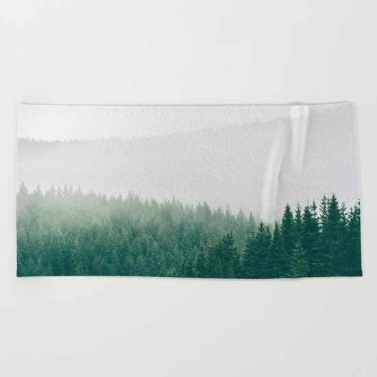 The Highlands Beach Towel