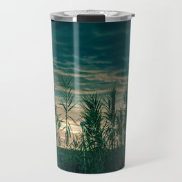 Cloudy sky Travel Mug