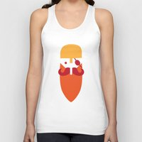 viking Tank Tops featuring Viking by Wharton