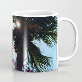 EL SALVADOR PALM TREES Coffee Mug