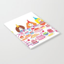 Let's Party! Notebook
