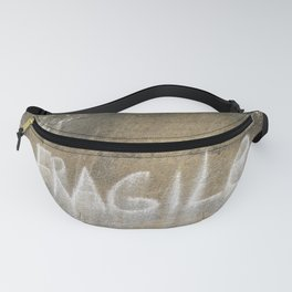 Fragile city Fanny Pack