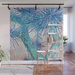 Joshua Tree VGBlue by CREYES Wall Mural