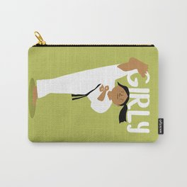 Positively Girly - Karate Carry-All Pouch