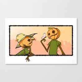 ScirCrowe Canvas Print