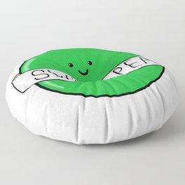 Sweet Pea Floor Pillow