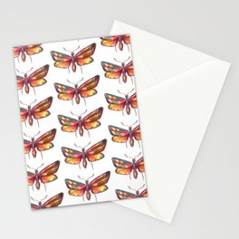 butterflies pattern 1 Stationery Cards