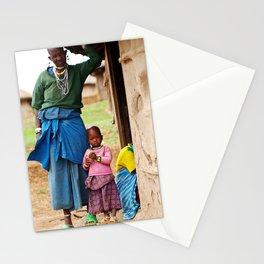 Village Life Stationery Cards