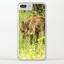 Itchy Nose or Smelly Feet? Clear iPhone Case