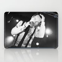 panic at the disco iPad Cases featuring Panic At The Disco - Brendon Urie by Lights & Sounds Photography