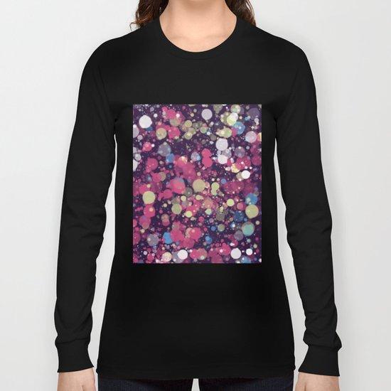 Abstract 34 Long Sleeve T-shirt