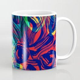 Flower Shadow Daydream Coffee Mug