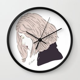 Thoughtful Noora Wall Clock