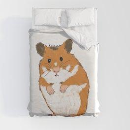 Hamster Duvet Cover