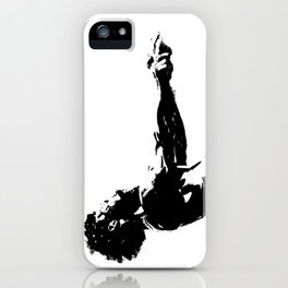 This is America (Black and White) iPhone Case