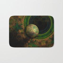 TikTok's Four-Dimensional Steampunk Time Contraption Bath Mat