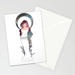 Nebula Fauna: dazed Stationery Cards