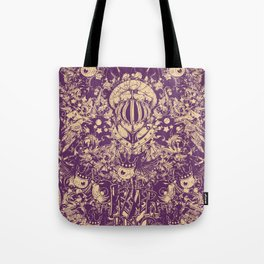 War ghost Tote Bag