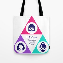 Perfume unofficial T-Shirt Tote Bag