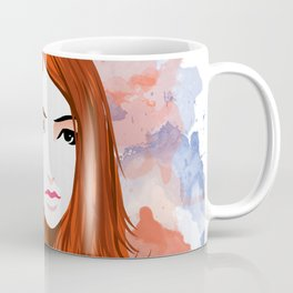 Emotion Girls Coffee Mug