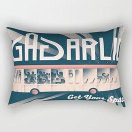 GAGarlic 3 Rectangular Pillow