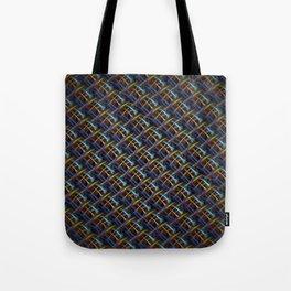 Fluro Fiber Tote Bag