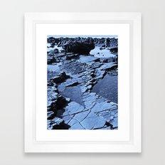 Abalone Cove Framed Art Print