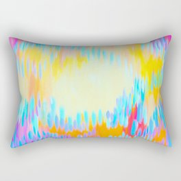 Happy Abstracts Rectangular Pillow