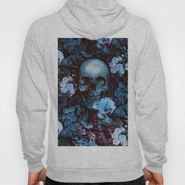 Skull and Flowers Hoody