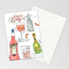 Italian Spritz Stationery Cards