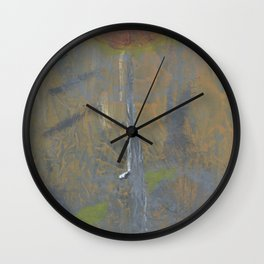 Ascension 2 Wall Clock